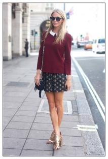 Poppy D., street style