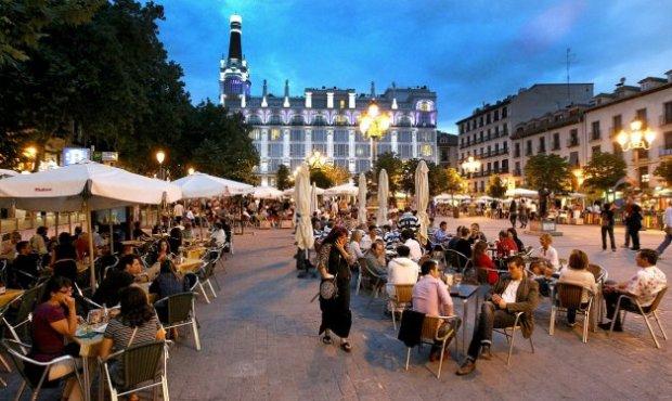 noche madrilena