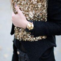 clutch glitter