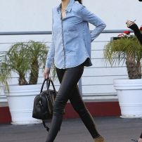 Leather Pant + Jean