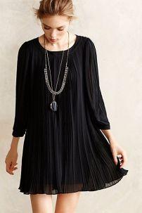 little black dress BOHO