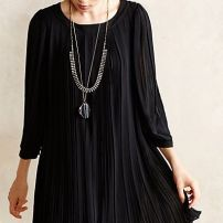 little black dress BOHO
