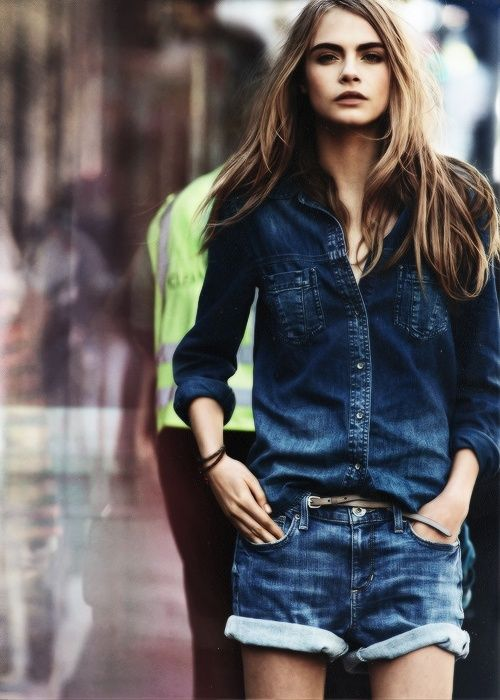 denim CARA