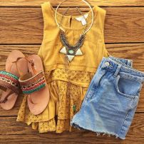 yellow summer