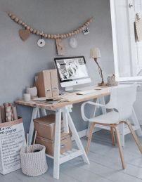escritorio caballetes