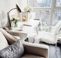 escritorio en living