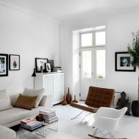 scandinavian living ideas