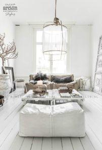 estilo escandinavo living