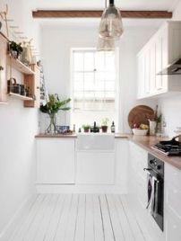 estilo escandinavo kitchen