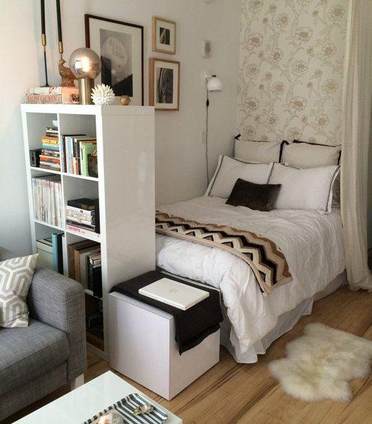monoambiente con mueble