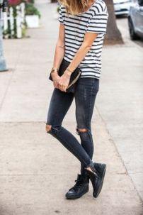 rayas con jean