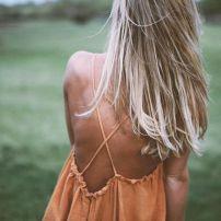 espaldas vestido
