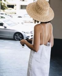 classic hat outfit
