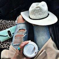 sombrero mas jean