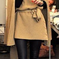 capa manta sweater