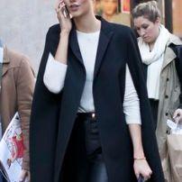 black cape style