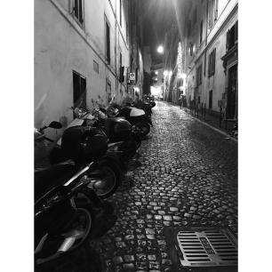 roma blanco y negro