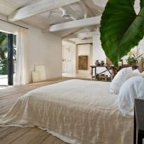 home deco beach bedroom