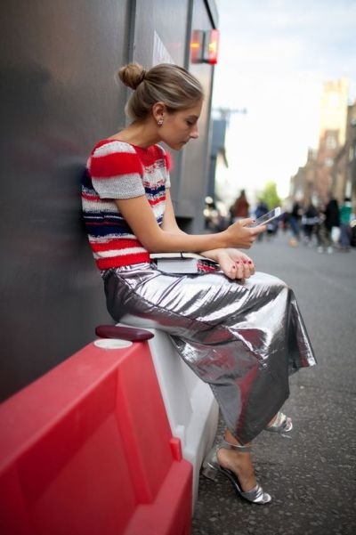 silver-skirt